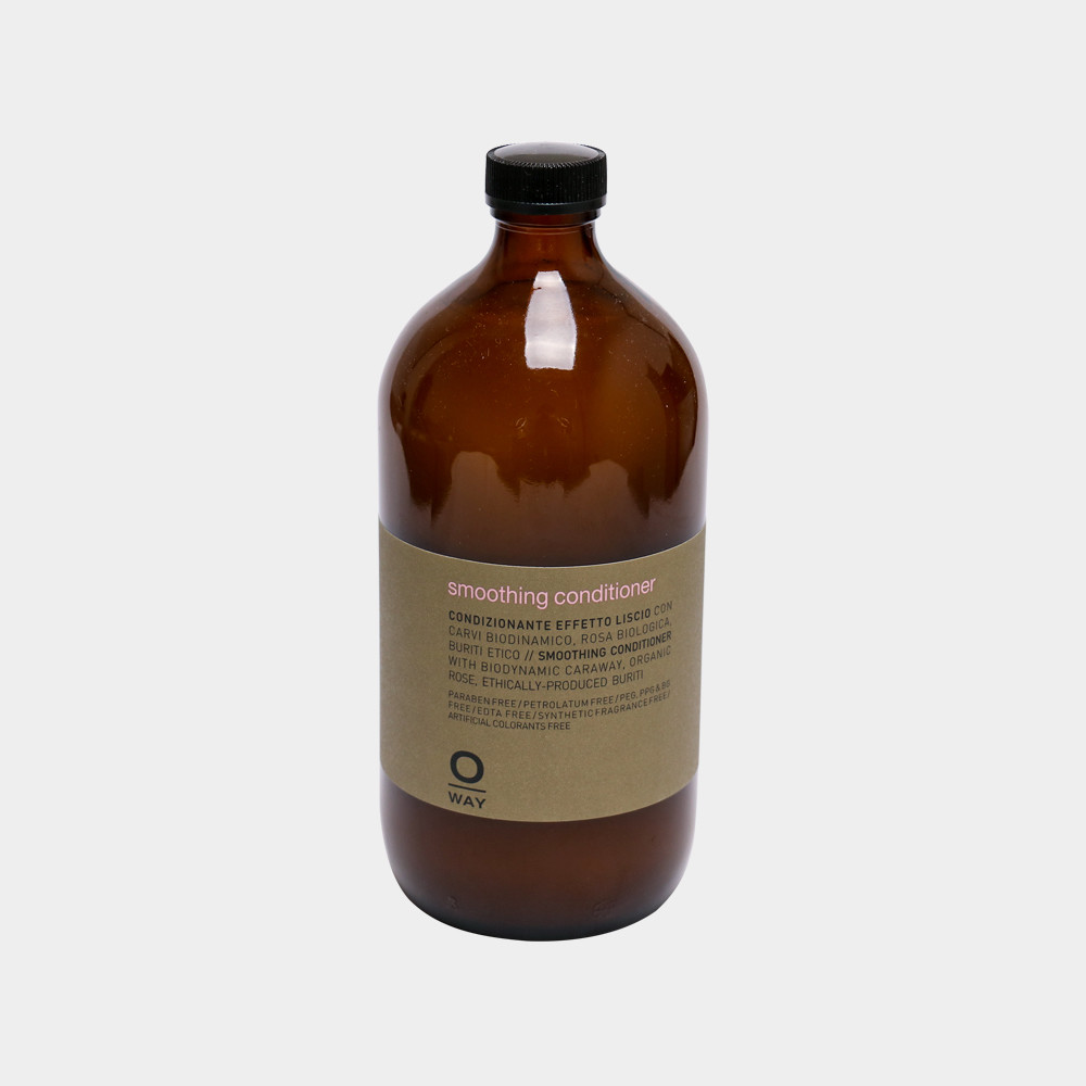 適合粗硬髮使用,內含有機玫瑰精華及布荔蒂果仁油。