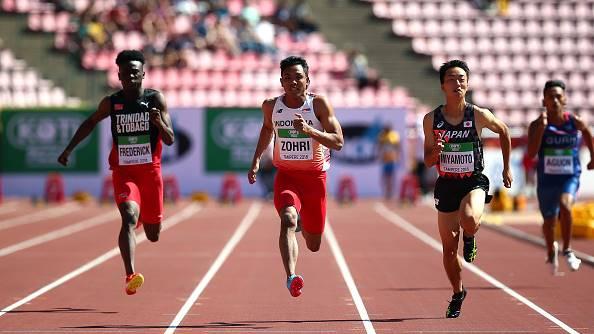 Jadi Juara Dunia Lari 100 M, Lalu Zohri Dihadiahi Rumah di NTB