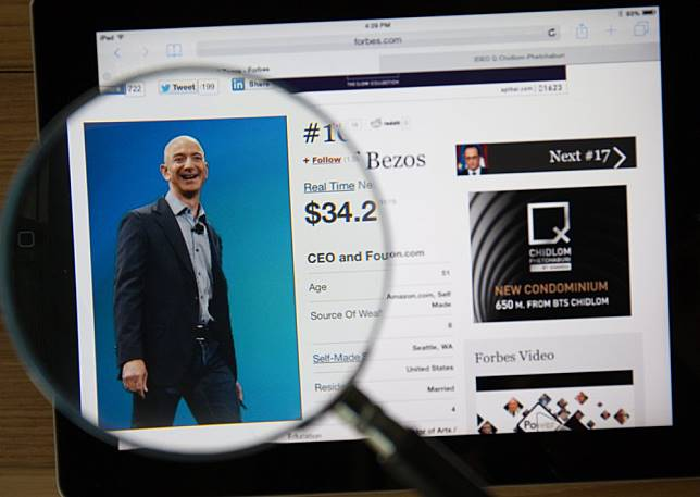 Ini 5 Mobil Sport Mahal Milik Jeff Bezos Orang Terkaya di Dunia