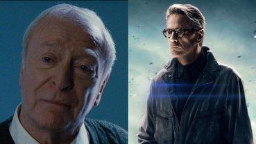羅伯派汀森《蝙蝠俠》新一代管家阿福確定是「他」,網友:演員頭髮越來越濃密了!