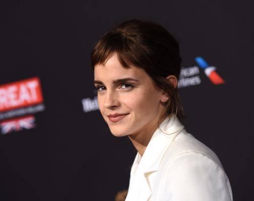 Aktris Emma Watson yang dikenal dalam film The Perks of Being A Wallflower ialah salah satu donatur gerakan Time