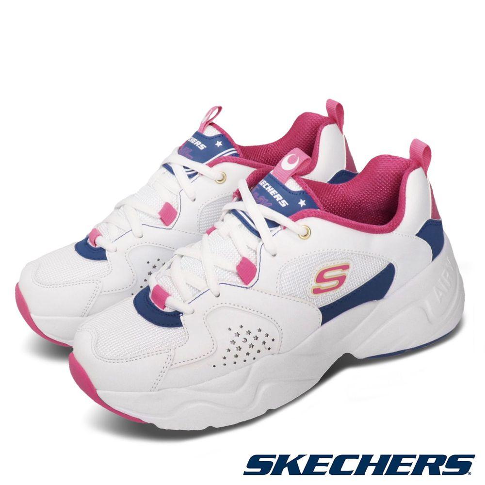 腳寬者建議大半號購買品牌:SKECHERS型號:66666267WPKB品名:D Lites 2.0 X Sailor Moon版型:腳寬者建議大半號