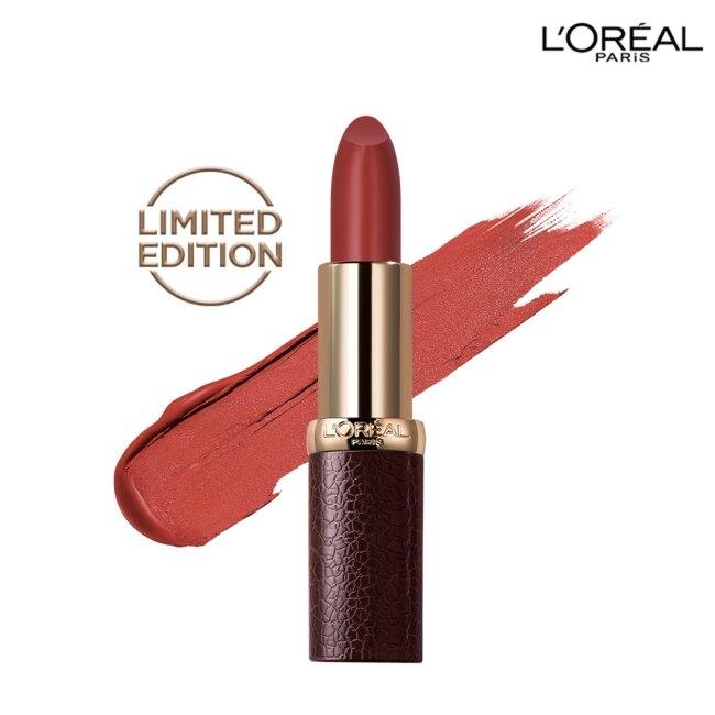 巴黎萊雅 奢華皮革訂製唇膏限量款 294 Melissa的危險觸碰