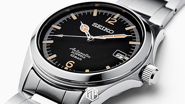 Seiko x TiCTAC 聯乘 35 周年別注錶款推出!
