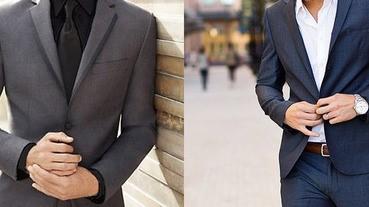 長知識!你知道新買的西裝外套口袋為何縫死嗎?
