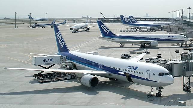 獲第1名的日本航空公司全日空,於2010年更取代日本航空,成為日本第一大航空公司。 資料圖片