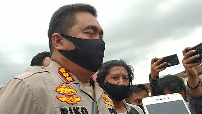 Kapolrestabes Medan, Kombes Pol Riko Sunarko