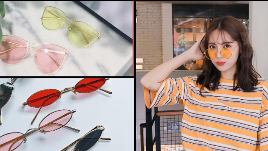 選對太陽眼鏡就能改造妳的穿搭風格!8 款時尚復古風眼鏡大蒐集