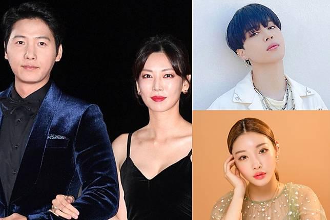 Jimin BTS, Chungha, Kim So Yeon, dan Lee Sang Woo Bergabung dengan Klub Donor Utama ChildFund Korea