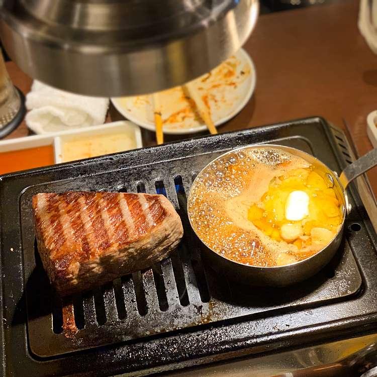 akanemameakaneさんが投稿した上野焼肉のお店TOKYO焼肉ごぉ/トウキョウヤキニクゴォの写真