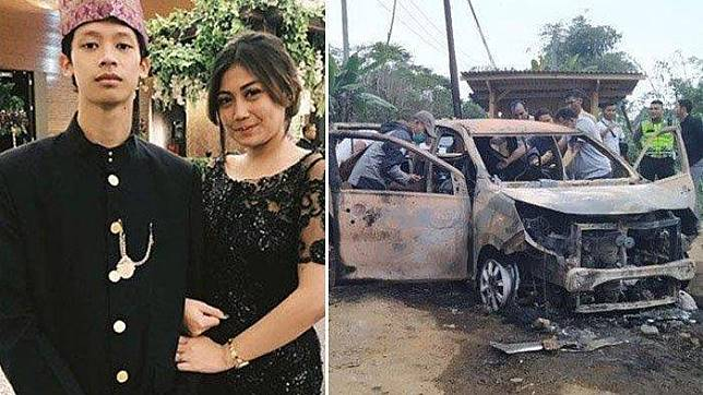 Pilu, Curhat Kekasih Jasad Terpanggang Dalam Mobil yang Dibunuh oleh Ibu Tirinya, Ini Isinya