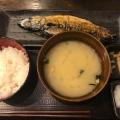 さば文化干し定食 - 実際訪問したユーザーが直接撮影して投稿した西新宿定食屋しんぱち食堂 新宿店の写真のメニュー情報