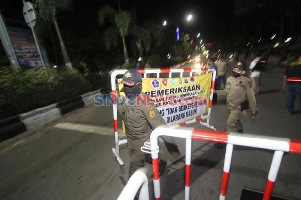 Polres Wajo Perketat Perbatasan untuk Antisipasi Pemudik