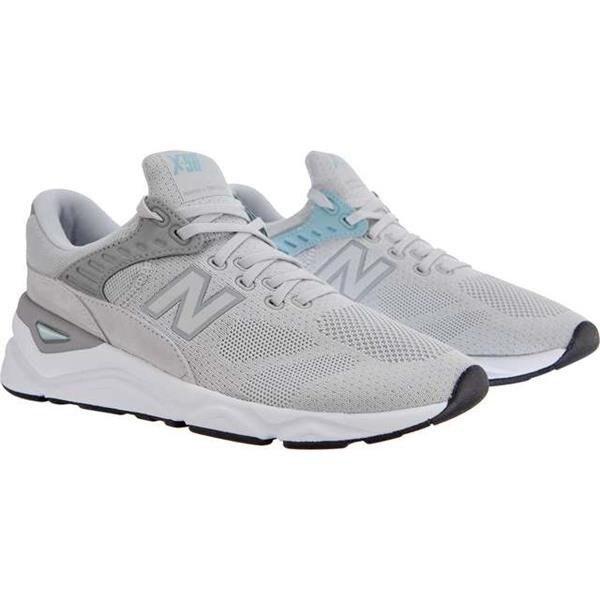 【NEW BALANCE】NB X90 休閒鞋 運動鞋 灰 男鞋 -MSX90HTBD