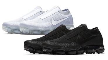 新聞分享 / 同 CDG 聯名樣式打造 傳 Nike Air VaporMax 無鞋帶版本將於 12 月發售