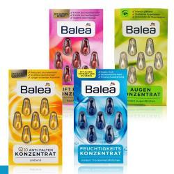 Balea 臉部精華膠囊 Q10抗皺/保濕/抗老 7顆入*12卡 3種配方任選