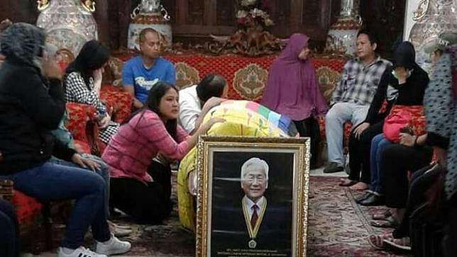 Keluarga Yakin Pendiri Matahari Tewas karena Terpeleset, Bukan Pembunuhan