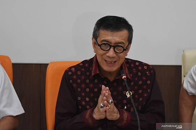 Menkumham minta maaf kepada warga Tanjung Priok