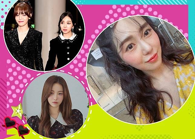 昨日自爆被AOA隊長智珉欺凌的珉娥,今日凌晨指已接受對方的道歉。