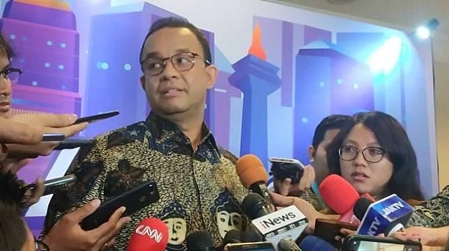 Gubernur DKI Jakarta Anies Baswedan. [Suara.com/Fakhri Fuadi]