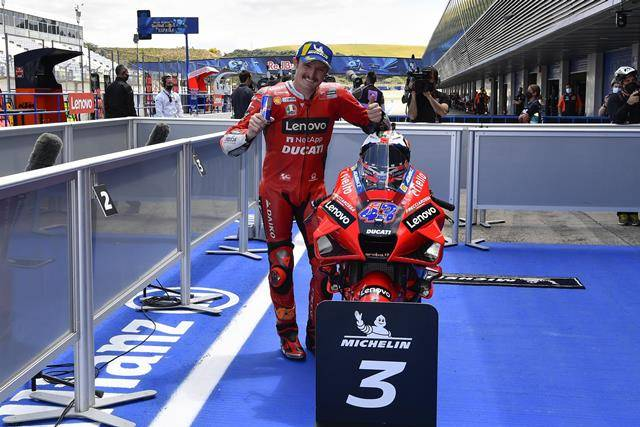 Jack Miller Puas Perubahan Strateginya Berbuah Manis di MotoGP Spanyol 2021