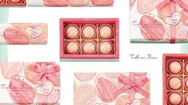日本必買 春季浪漫限定甜點「櫻與莓」特輯!讓你粉嫩少女心大噴發
