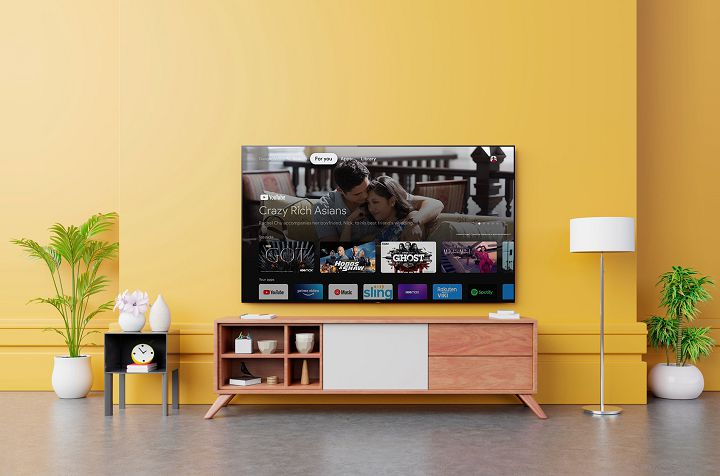 X90J 及 X85J 系列均支援最新 Goolge TV。