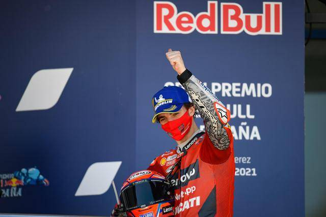 Pimpin Klasemen MotoGP 2021, Begini Perasaan Francesco Bagnaia
