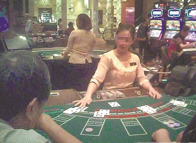 直击台客赌团征菲国算牌博输赢