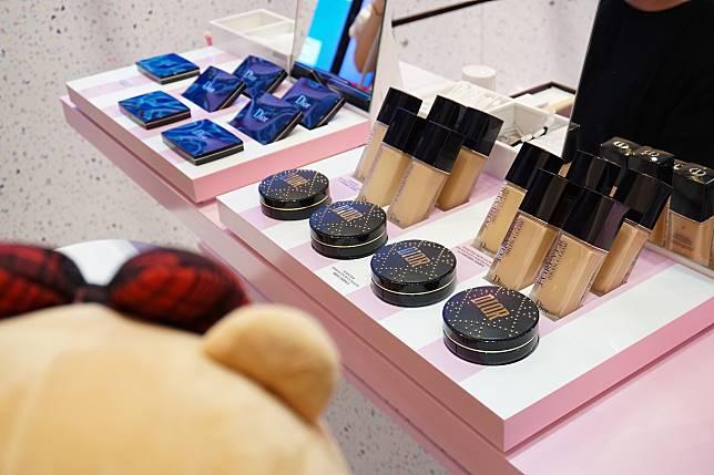 當然亦有其他彩妝產品試喇!