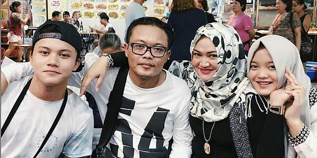 Rizky Febian Kenang Perjuangan Sule dan Lina
