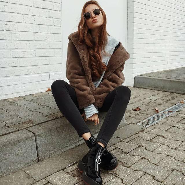 "Winter Street Style"" แฟชั่นหน้าหนาวลุคเท่ แบบวัยรุ่นฝรั่ง เท่และปังมาก |  SistaCafe | LINE TODAY"