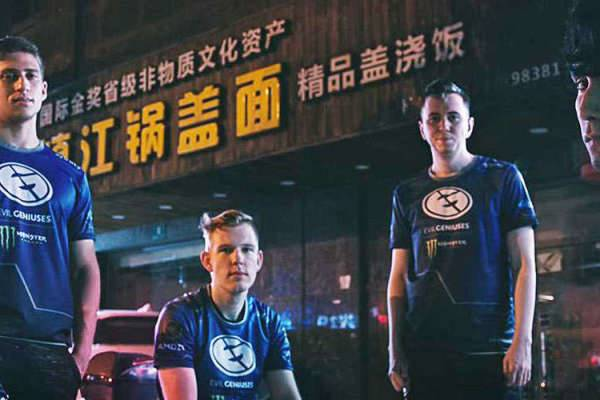 (Dota 2) EG Bungkam Team Secret di Main Event The International 2019
