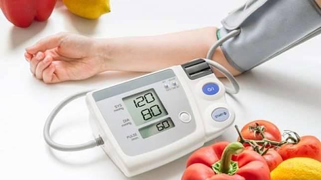 Ilustrasi pemeriksaan tekanan darah. (Shutterstock)