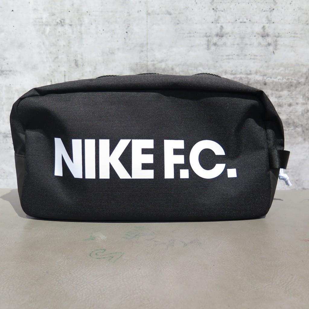【iSport愛運動】NIKE NK ACDMY SHOEBAG 現貨 手提包 鞋袋 BA5789010 黑