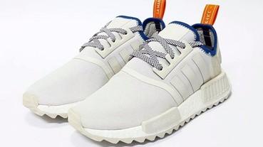 穿潮鞋登山有譜!adidas Originals NMD 全新 Trail 系列疑似曝光