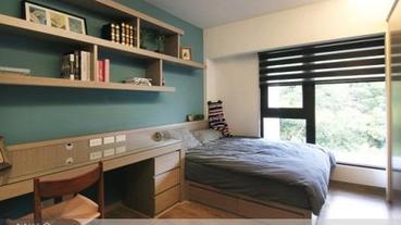 7 招!立刻擁有舒適溫馨的臥房設計
