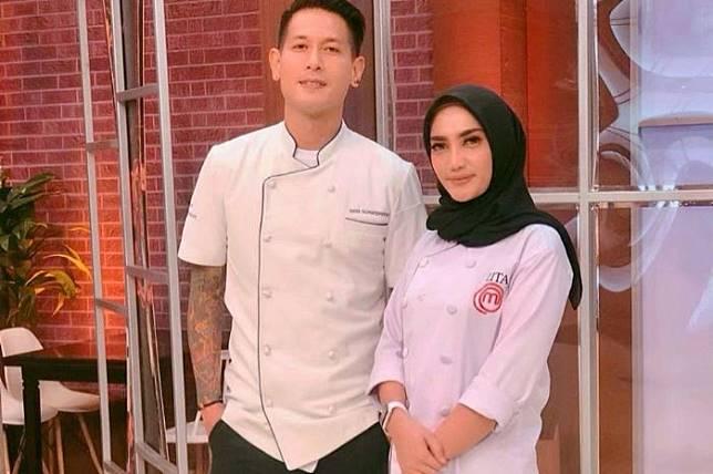 Chef Juna dan Lita