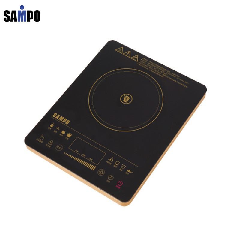 SAMPO聲寶觸控式不挑鍋電陶爐KM-LG13P