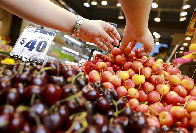 Viral Facebook video of maggot-infested cherries posted in