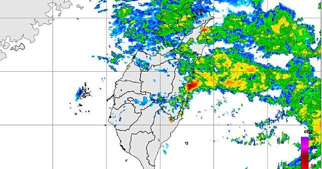 東北部4縣市發大雨特報 中南部週日回暖至30度