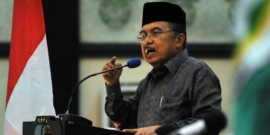 Jusuf Kalla. ©2012 Merdeka.com