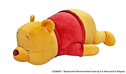 日本購入Disney商品 小熊維尼睡姿抱枕 抒發您疲憊的身心靈