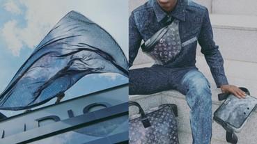 LV 進軍太空界?Louis Vuitton 用 Monogram Galaxy 帶你去銀河!