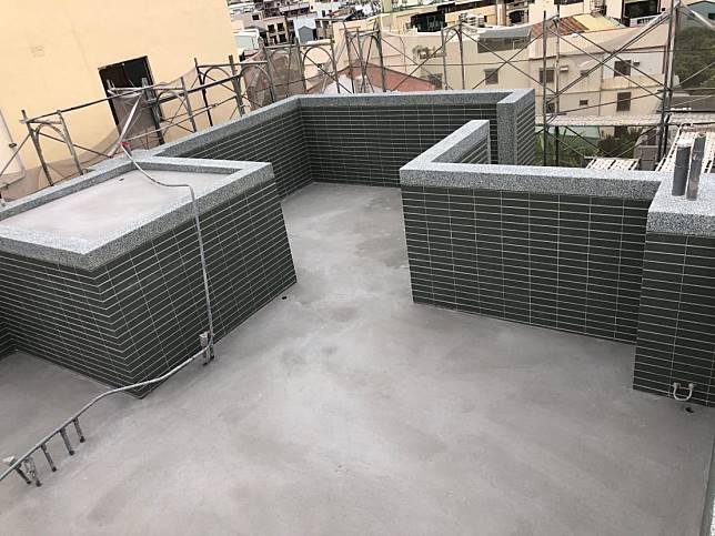 屋頂全面防水