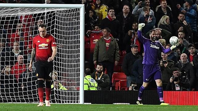 MU Tersingkir di Piala Liga Inggris, Jose Mourinho Punya Firasat Buruk