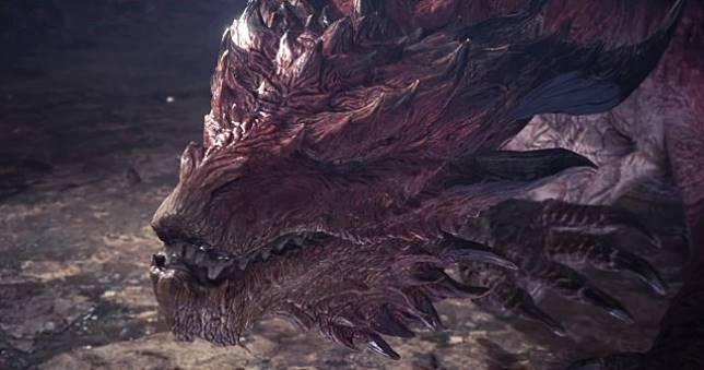 《魔物獵人世界》新古龍「冥赤龍」登場,長大版冥燈龍的嘴砲更威猛了