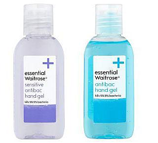 英國原裝 皇室愛用品牌 Waitrose 乾洗手 基本款/敏感款