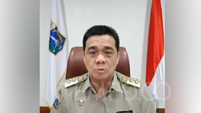 Jakarta Deputy Governor Ahmad Riza Patria. TEMPO