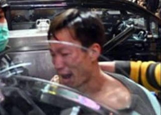 懷疑來自武漢男子疑被「私了」受傷。
